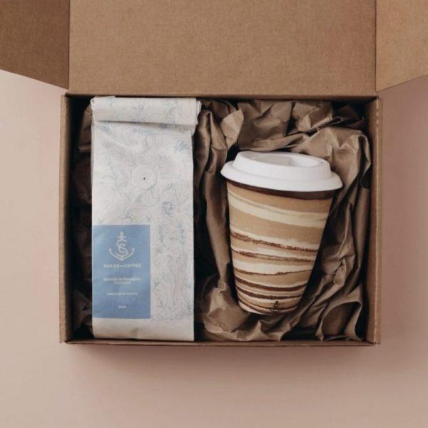 073-Reusable coffe cup bundle