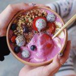 079-Something sweet pink bowl