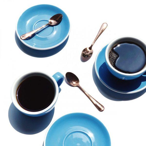 084-taza latte y plato acme
